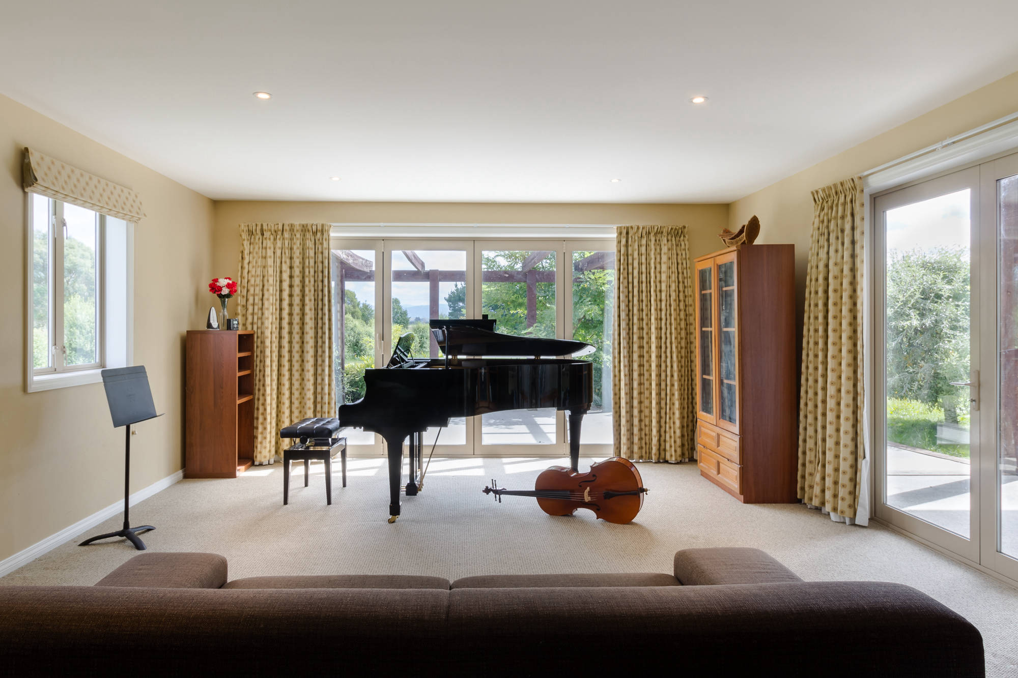 music room photography